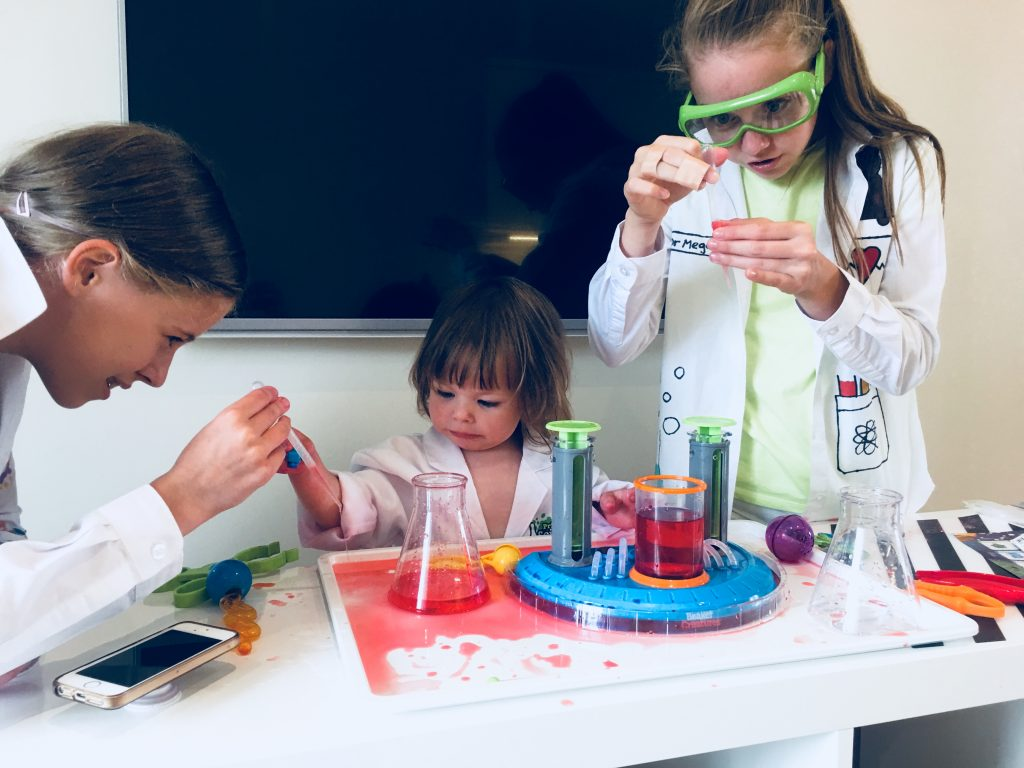 Learning Resources – Beakers creatures lab set 👾⚗️👾