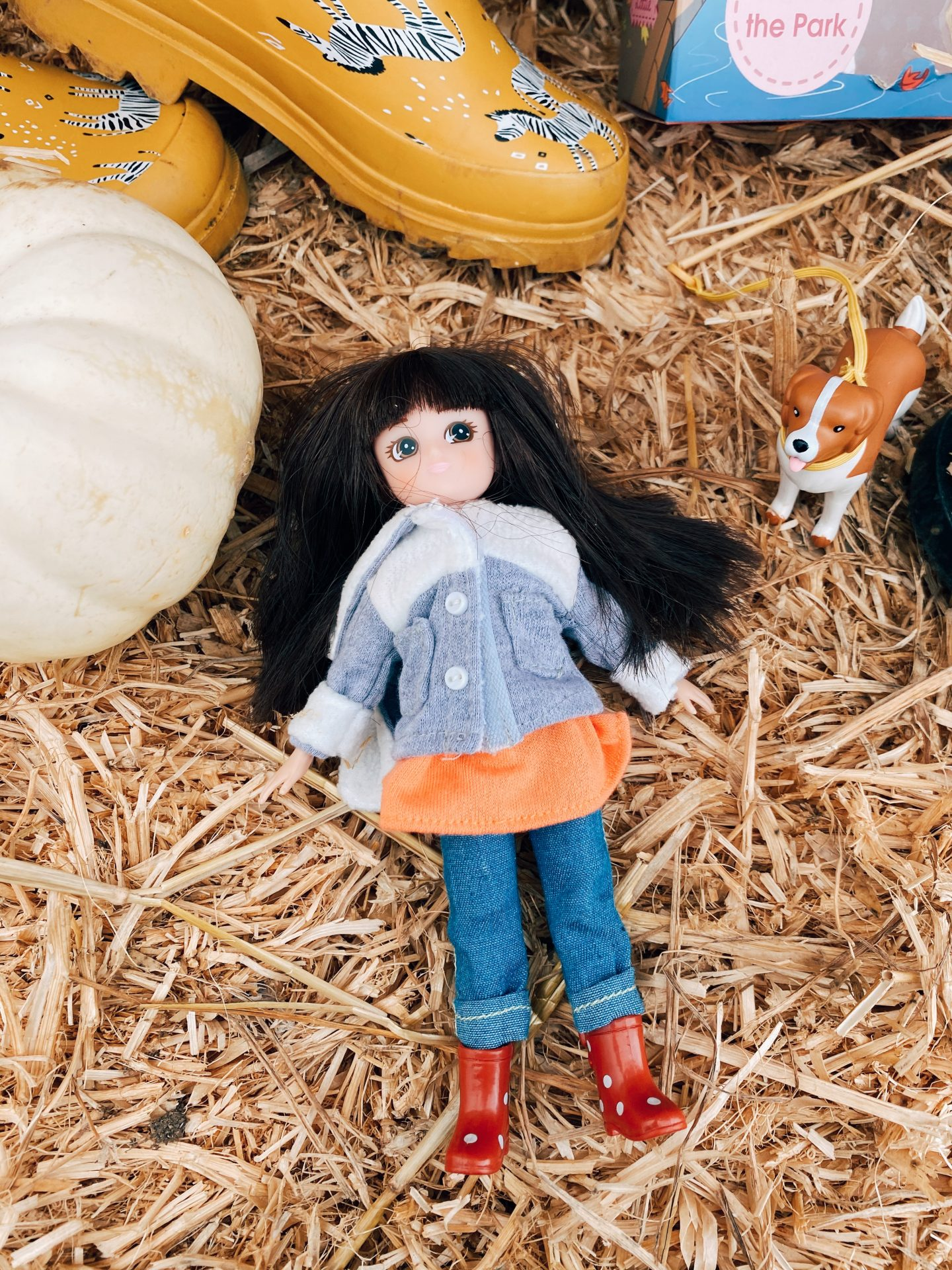 Lottie Doll – Walk in the Park