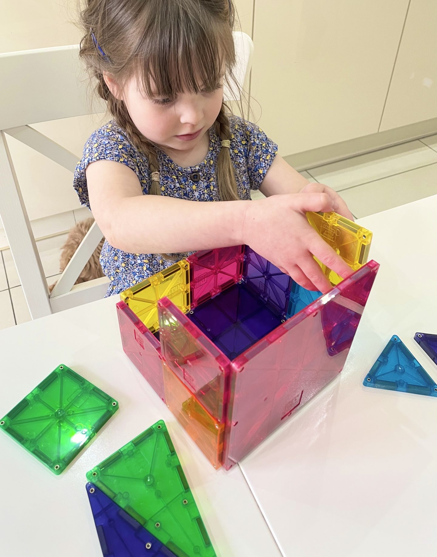 Make, Create and Learn with NEW Magna-Tiles